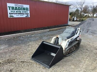 2003 Bobcat MT50 Tracked Skid Steer Loader! Coming In Soon!