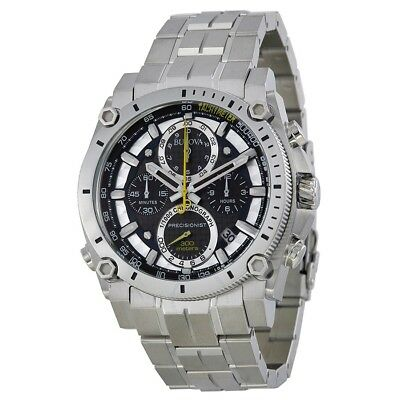 Bulova Men's Precisionist Champlain Chronograph Watch 96B175