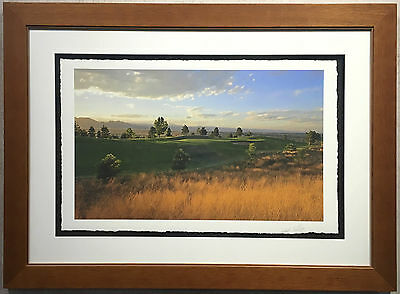 """""""View from the Omni"""" by Robert Costellino Framed Photograph Print"""