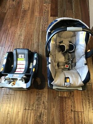 CHICCO KEYFIT 30 ZIP - Rear Facing Infant Car Seat and Base ...