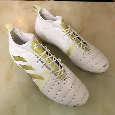 Adidas Kakari X Kevlar SG Rugby Boots Size 10.5 RRP £160