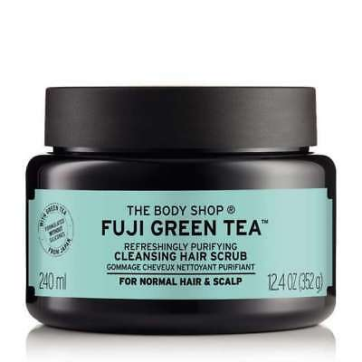 The Body Shop Fuji Green Tea Purifying Cleansing Hair Scrub