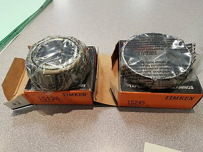 Timken Bearing Set for Evinrude/ Johnson/ OMC #382165