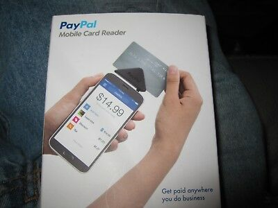 NIB Paypal Here Mobile Business Credit Card Reader/Swiper for iPhone/Android Dev
