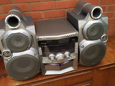 JVC Hi Fi Stereo component system MX-GT88 (Used, in Great condition!)