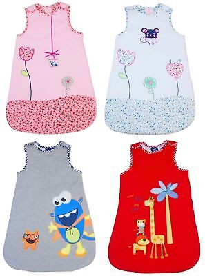 Baby Boys Girls Sleeping Sleep Bag Grobag Bedtime Bedding 0 6 12 Months 2.5 Tog