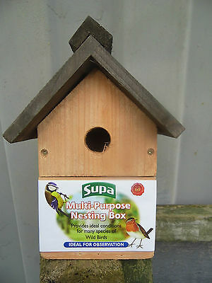 Nest Box by Supa stong constuction.
