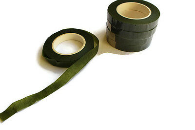 Floristry Tape, Green Floristry Tape, White Floristry Tape, Floral tape