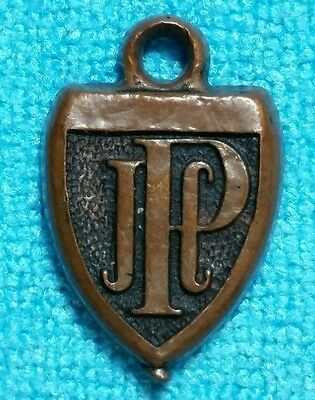 Vintage JCP Penney Penney's JCP ROYCE NY Zipper Pull Charm