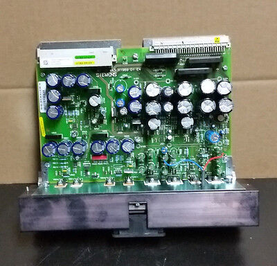 Siemens 08715443 Camera Power Supply Sireskop Sx Videomed S