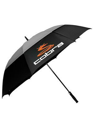Cobra Double Canopy Umbrella Black