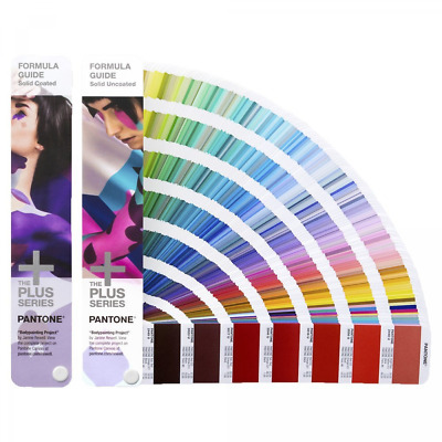House Paint PANTONE FORMULA GUIDE Coated & Uncoated (2015 GP1601 2016 Colors