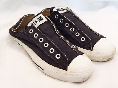Converse Shoes Womens Size 8 Converse All Star Shoes Slip On Chuck Taylors Shoes