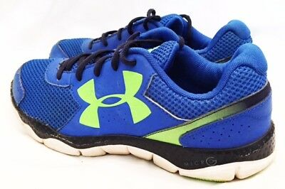 Under Armour Shoes Boys Size 7 Under Armour Micro Engage Shoes Running Shoes