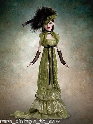 NEW Wilde Imagination Evangeline Ghastly Doll Mossy Tombstone Parnilla Tonner