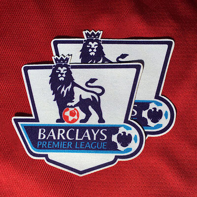 Iron On Patch (English Premier League) Heat Transfer Jersey Patch-  2007-2016