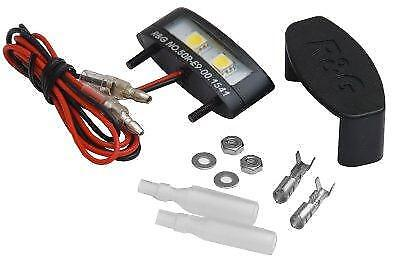R&G Fender Eliminator Kit Exclusive License Light (Repair Parts) YAMAHA WR450F