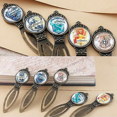 85mm PVC Paper Clips Bookmark Unique Birthday Gift Party Favor Harry Potter