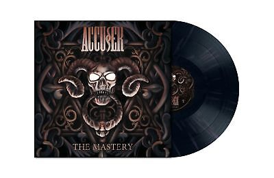 ACCUSER The Mastery BLACK/PURPLE SPLATTERED Vinyl LP [Ltd 100] ACCU§ER