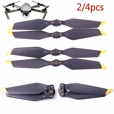 4X Propellers Quick-Release Blades For DJI Mavic PRO Platinum 8331 Low-Noise AU