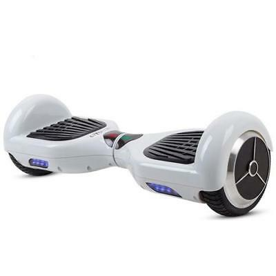 GOCLEVER Hoverboard Goclever City Board S6 White 2 X 250 W