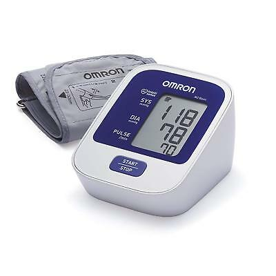 Omron M2 Basic Upper Arm Automatic Blood Pressure Monitor One touch /Brand New
