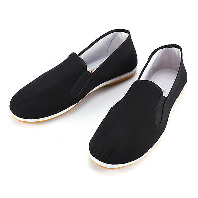 RUBBER SOLE TAI-CHI / KUNG FU SHOES Karate Taekwondo Foot Wear Extra Comfort