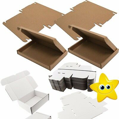 Royal Mail Large Letter Cardboard Postal Mailing PiP Boxes - A6 A5 A4 DL sizes