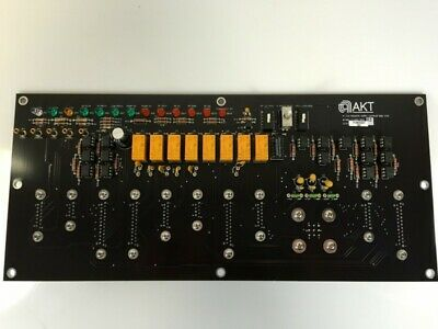 AMAT Applied Materials AKT P-CH REMOTE INTFC CNTRLR 50K CVD Board 0100-71282