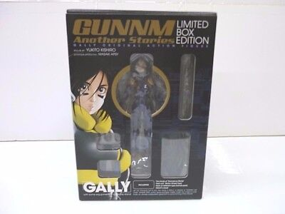 Gunnm Another Stories manga comics Limited BOX edition figure Yukito Kishiro F/S