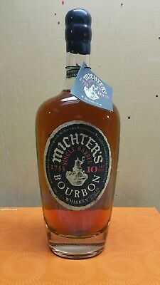 Michters Limited Edition 10 Year Old Single Barrel Bourbon Pappy Van Winkle Rip