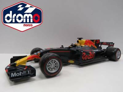 1/18 Burago - Red Bull Rb13 N°3 Daniel Riccardo - Bburago Red Bull F1 Racing