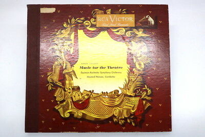 Aaron Copland Music for the Theatre Suite RCA Victor