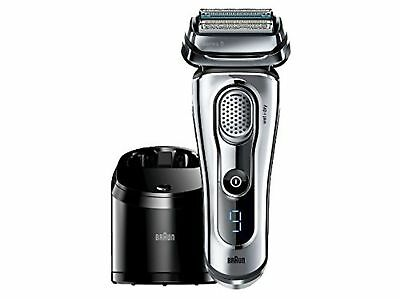 Braun Series 9-9095cc Wet and Dry Foil Shaver for Men with Cleaning Center El...