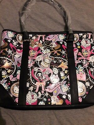 Brand new Limited edition tokidoki hello kitty shoulder bag