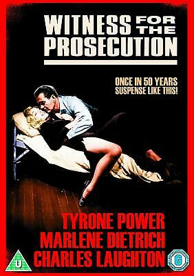 Witness for the Prosecution [1957] (DVD)