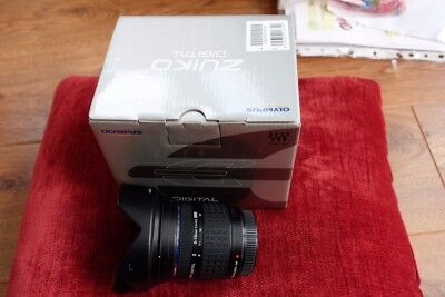 Olympus Zuiko Digital ED 9-18mm F4.0-5.6 Four Thirds Lens - Mint Condition