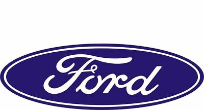 Ford Performance Blue Oval Ford Decal M-20000-D102