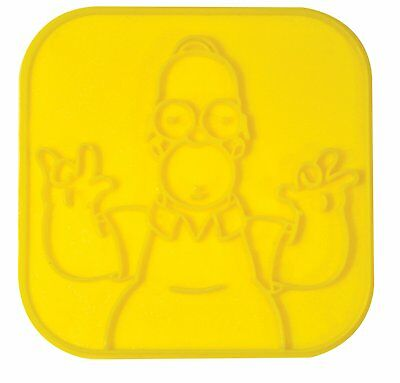 NEW Official The Simpsons Homer Simpson Toast Stamp Stamper