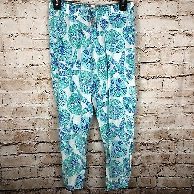 Lilly Pulitzer For Target Girls Xl 14/16 Pj Pants