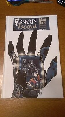 Fashion  Beast Alan Moore  100% Hd Panini Comics
