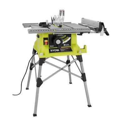 Portable Table Saw With Quick Stand Metal Drive Power Top Skil 4