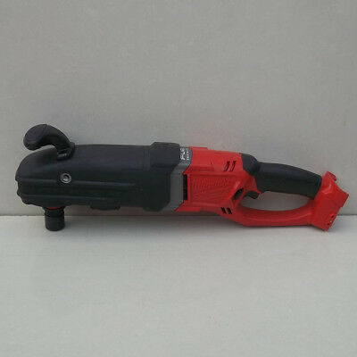 """Used Milwaukee 2711-20 M18V FUEL SUPER HAWG 1/2"""" cordless Right Angle Drill"""