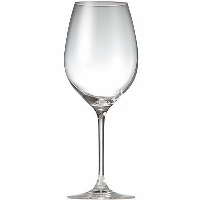 NEW Set of 6 Cuvee White Wine Glass 470mL Salt & Pepper Glasses