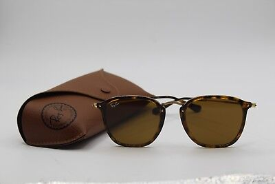 Ray-Ban Sunglasses RB2448N 710 Tortoise; Gold / Brown Classic B-15 Gradient 51mm