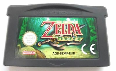 The Legend of Zelda: The Minish Cap Spiel für Nintendo Game Boy Advance GBA