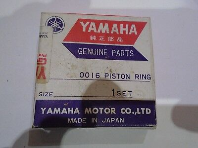 Yamaha Dt125, Dt125Lc, Rd125Lc Piston Rings