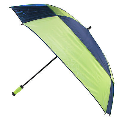 New ShedRain WindPro Two Tone Vented Automatic Open Square Golf Umbrella