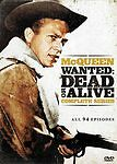 WANTED:DEAD OR ALIVE THE COMPLETE SERIES  11 DVD Set SEALED