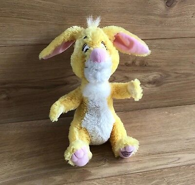 Disney Store - Winnie The Pooh - Rabbit Plush Soft Toy - Authentic Original
